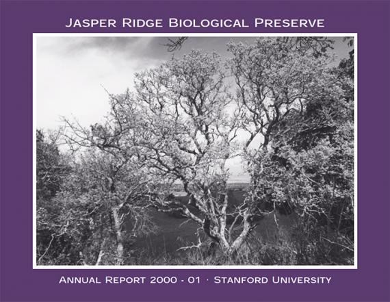 2000-2001 Annual Report