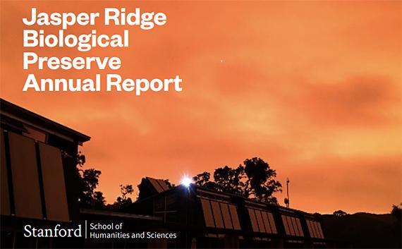 2019-2020 JRBP Annual Report cover