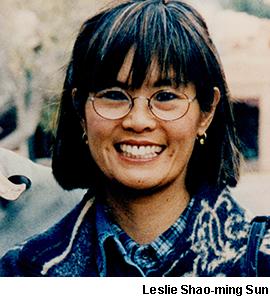 Leslie Shao-ming Sun